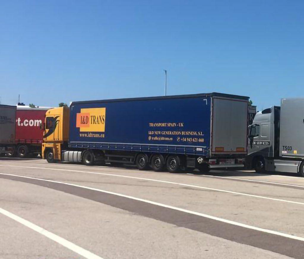 Transporte Spain - UK