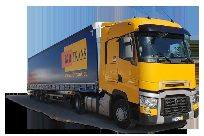 Foto 4 de Transporte internacional de mercancías en Irun | I & D Trans