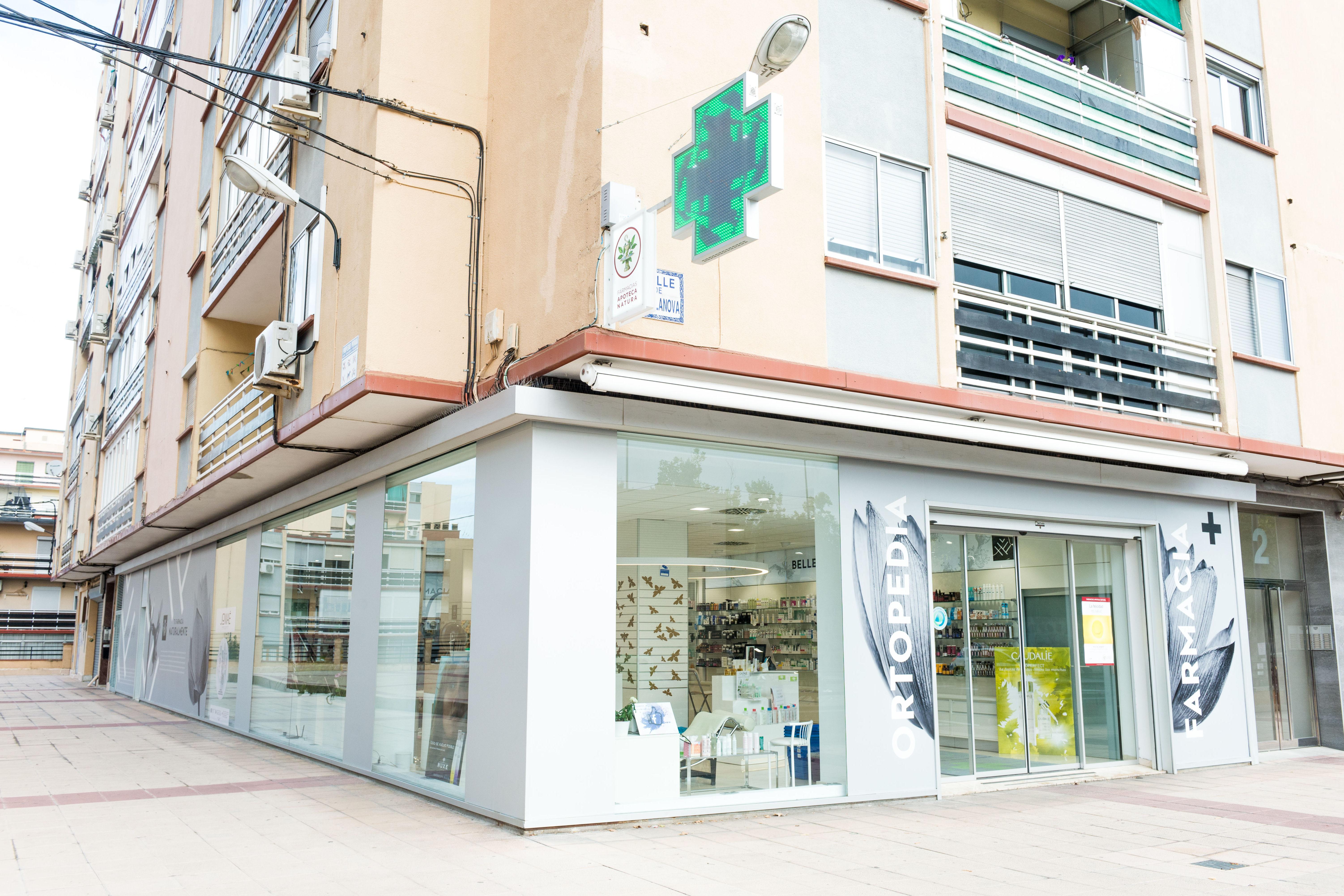 Foto 1 de Farmacias en Zaragoza | Farmacia Marín Boloqui