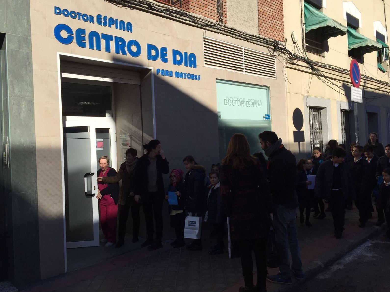 Foto 27 de Centros de día en Madrid | Centro de Día para Mayores Doctor Espina