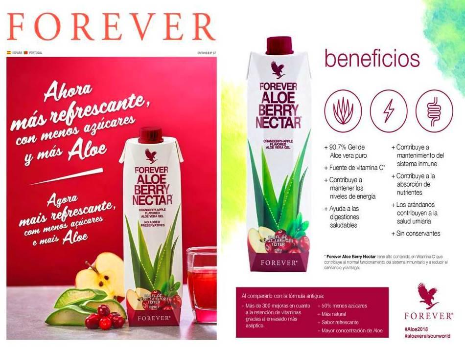 Foto 2 de Distribuidora de productos Forever Living en  | Centro de Áloe Vera