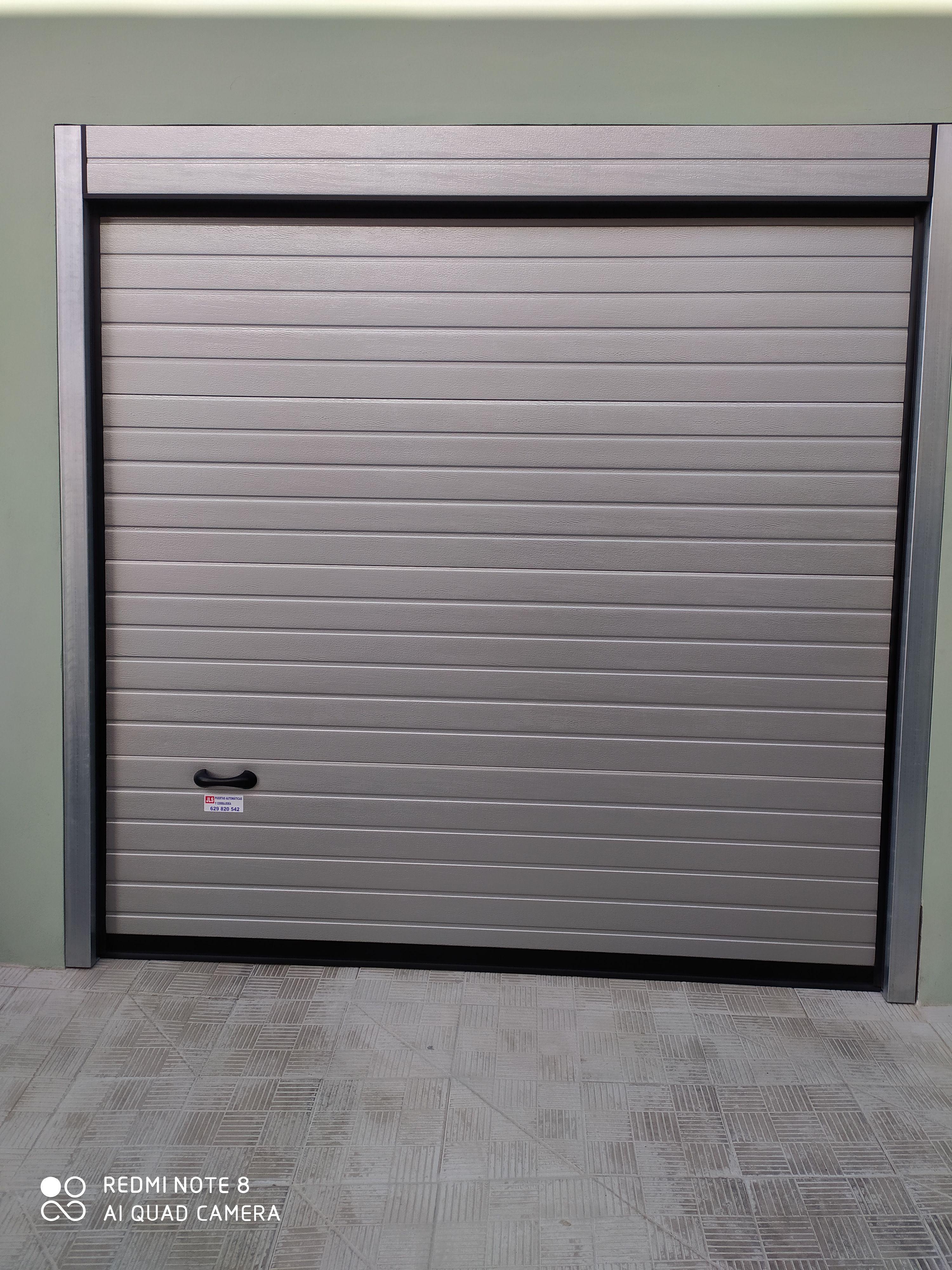 Mantenimiento y reparación de puertas automáticas en Tenerife