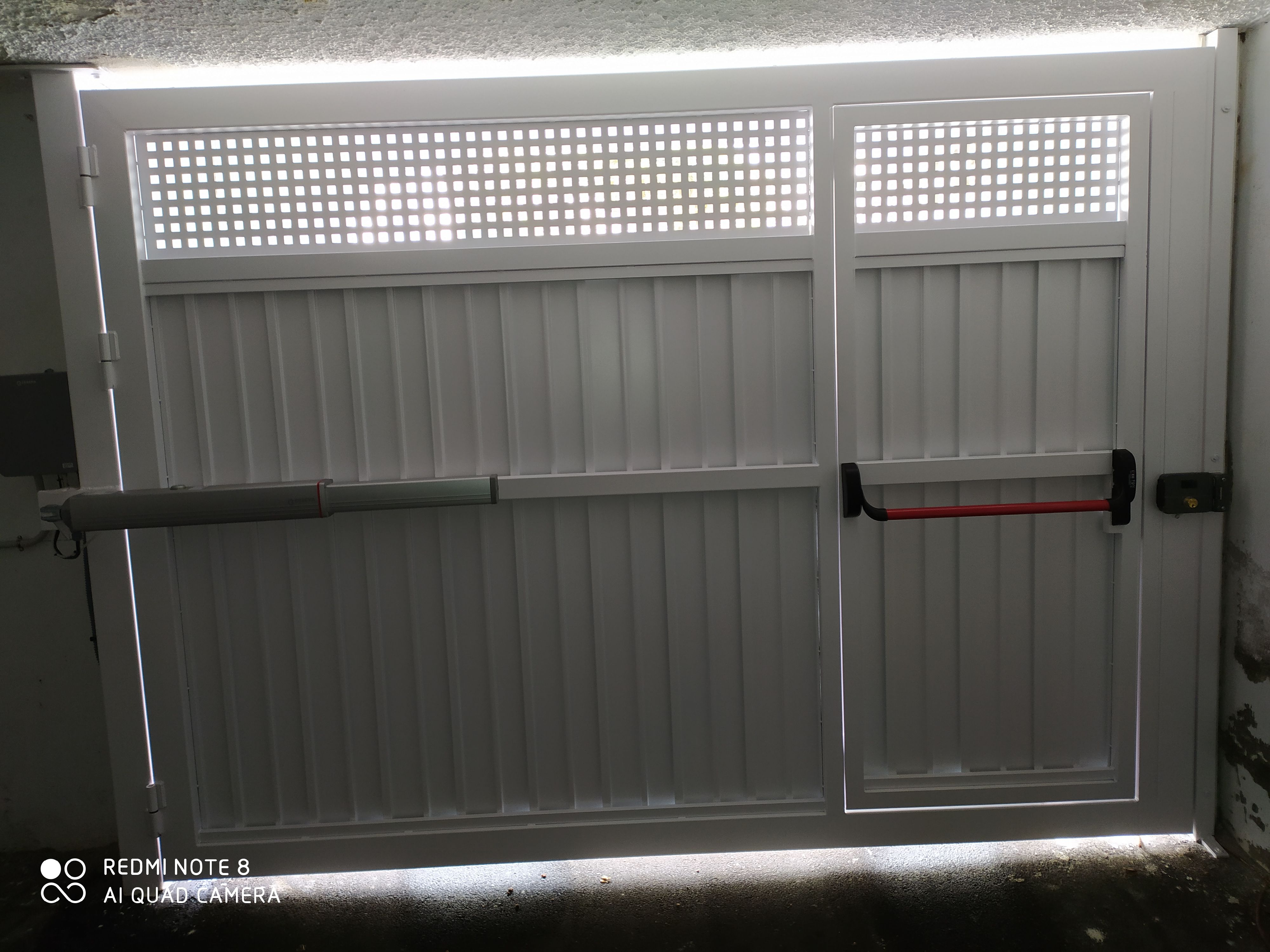 Empresa de instalación de puertas automáticas en Tenerife