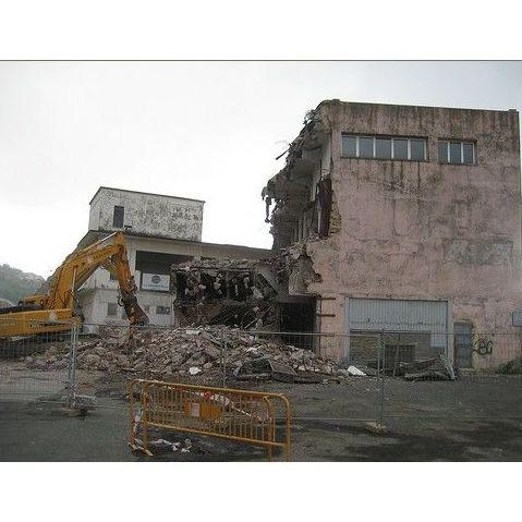 Derribos: Servicios de Excavaciones y Desmontes Estévez Méndez