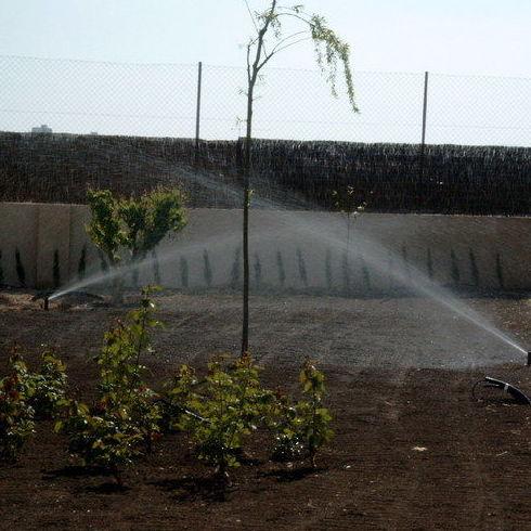 Instalalción de sistemas de riego