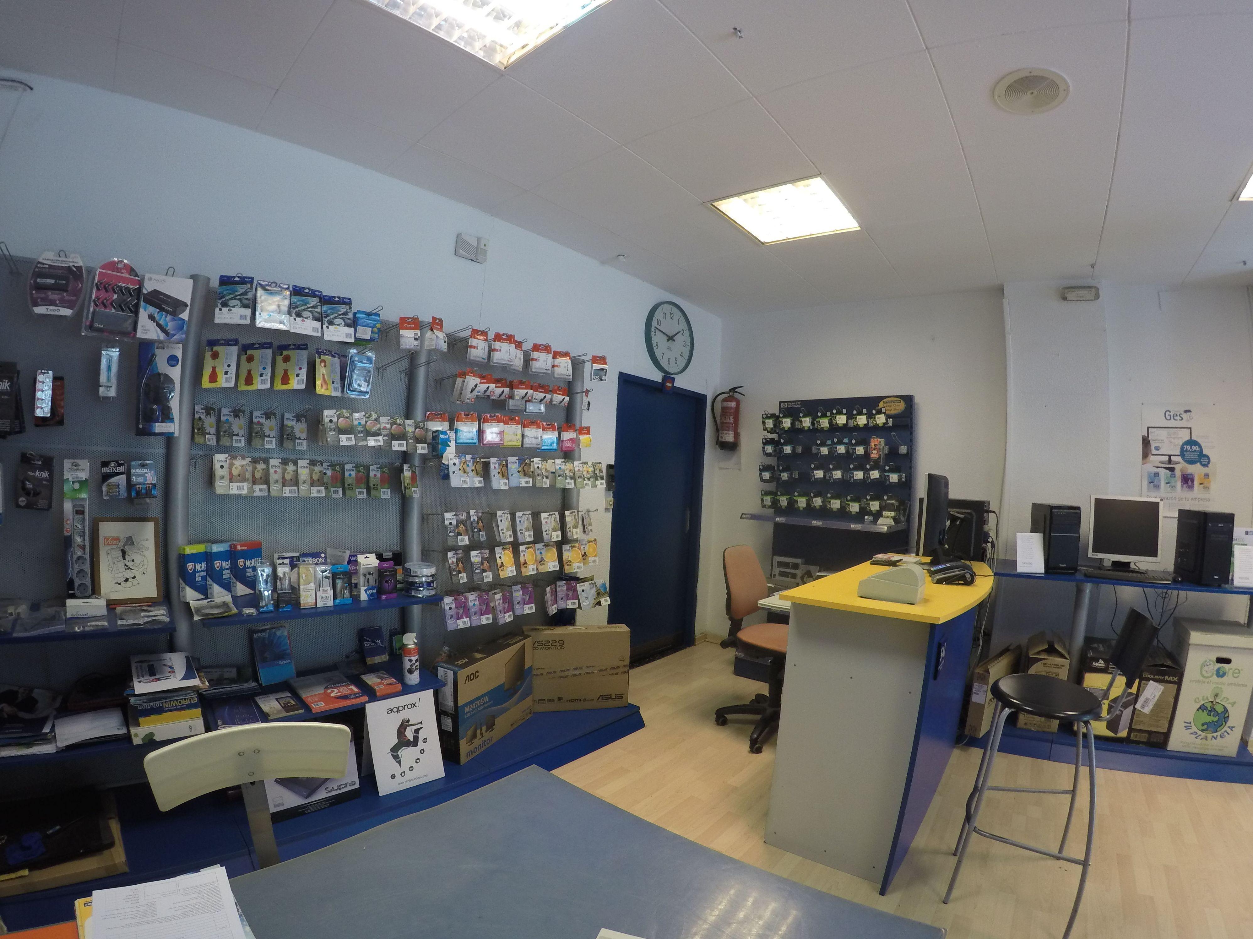 Tienda de informática en Badalona