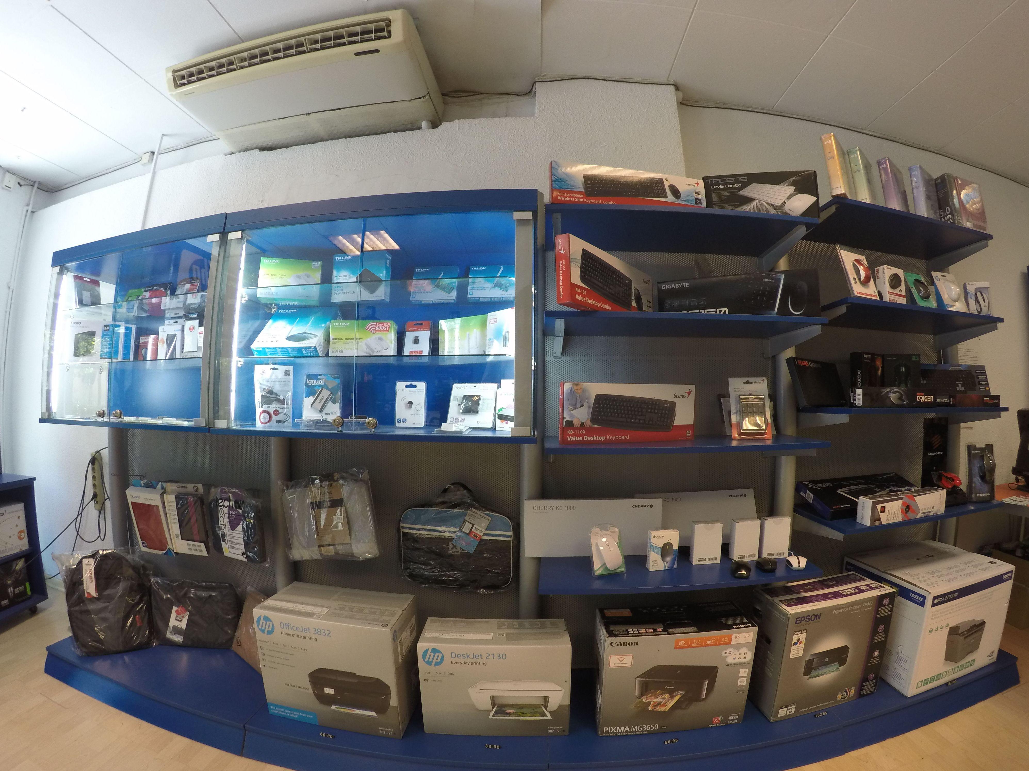 Reparación y venta de ordenadores en Badalona