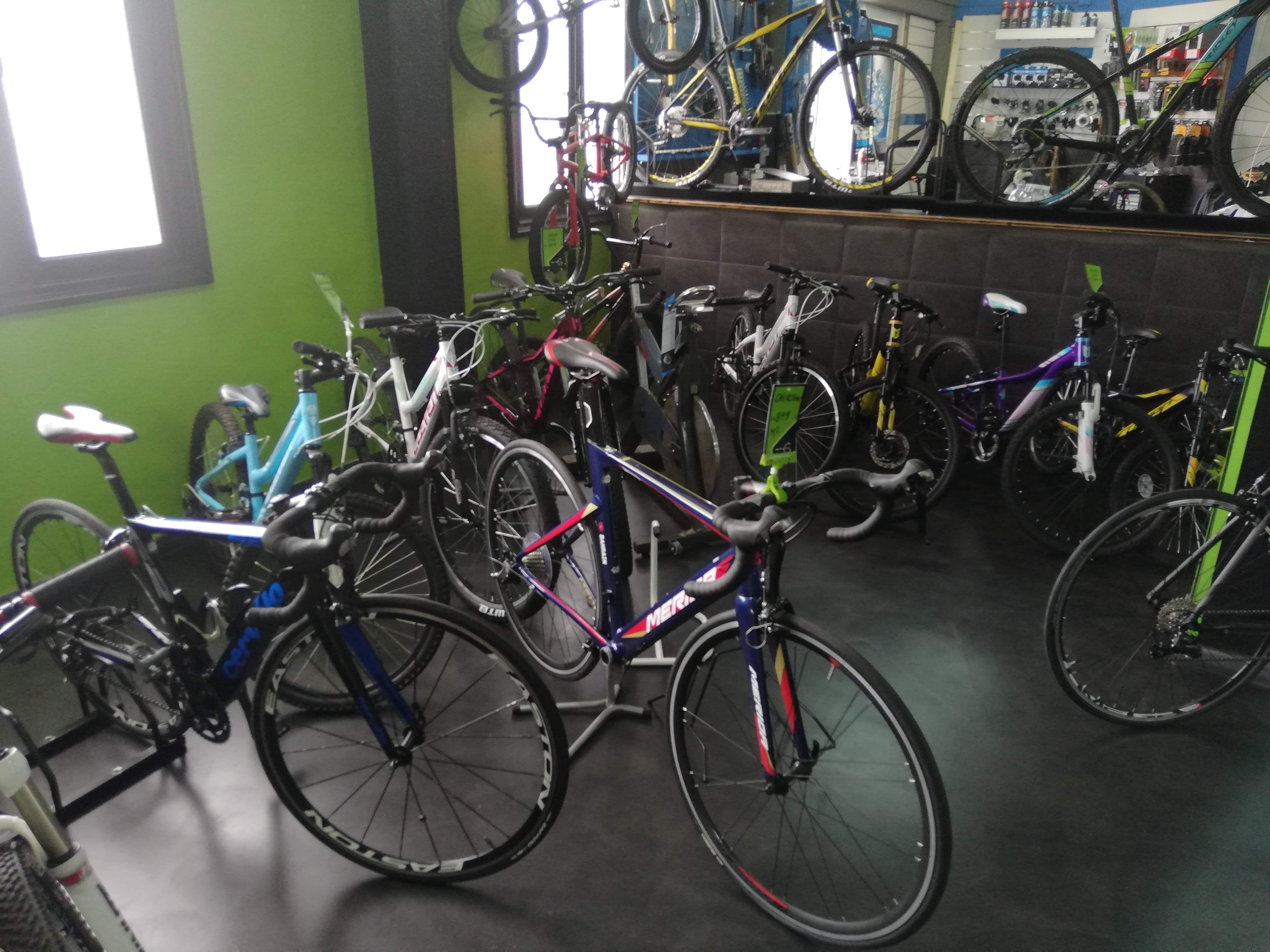 Taller de reparacion de bicicletas Tenerife