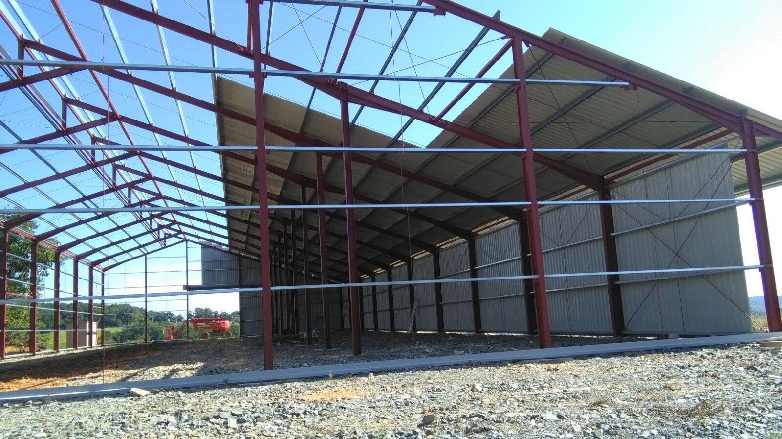 Estructuras metálicas: Servicios de Grupo Comercial Juflo