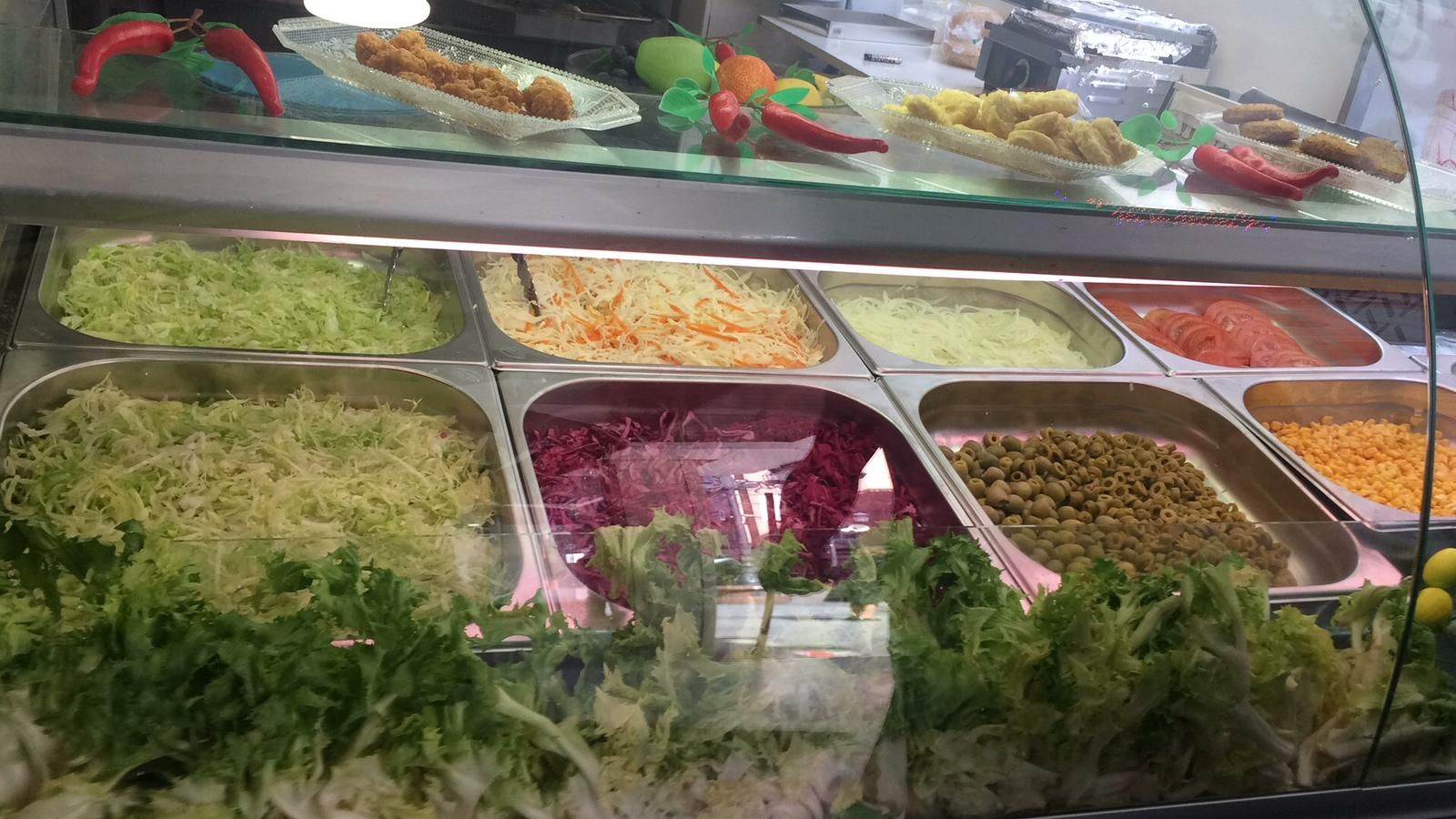 Döner Kebab Turco en Zaragoza