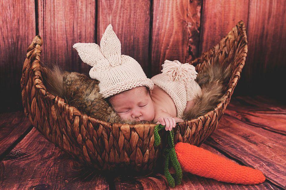 Fotógrafo especializado en retratos newborn en Barcelona