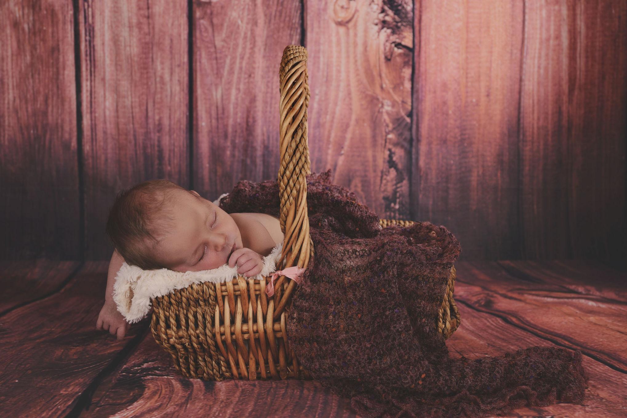 Fotógrafo especializado en reportajes Newborn