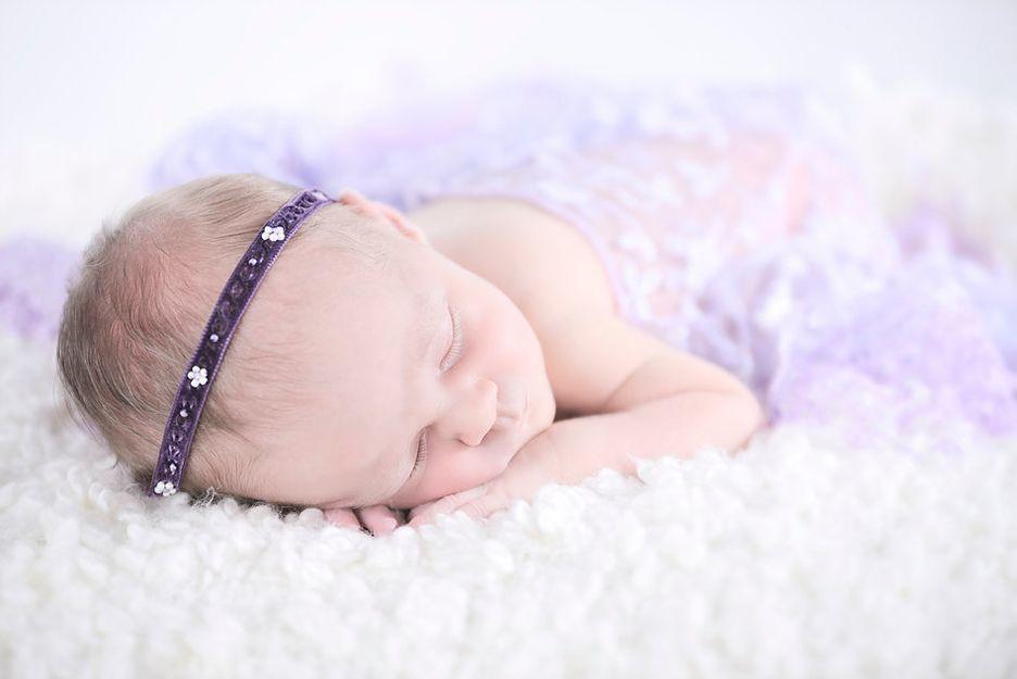 Reportajes fotográficos newborn en Barcelona