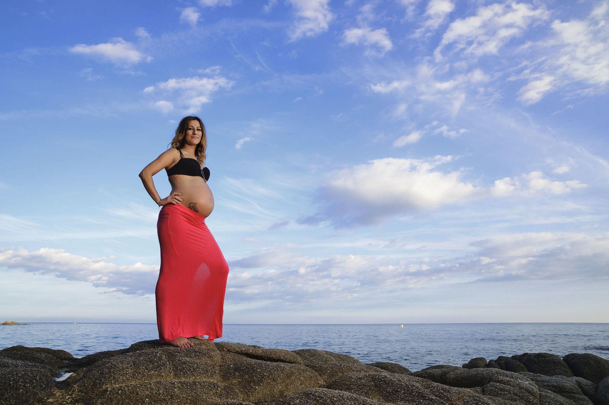Fotografo embarazadas Barcelona