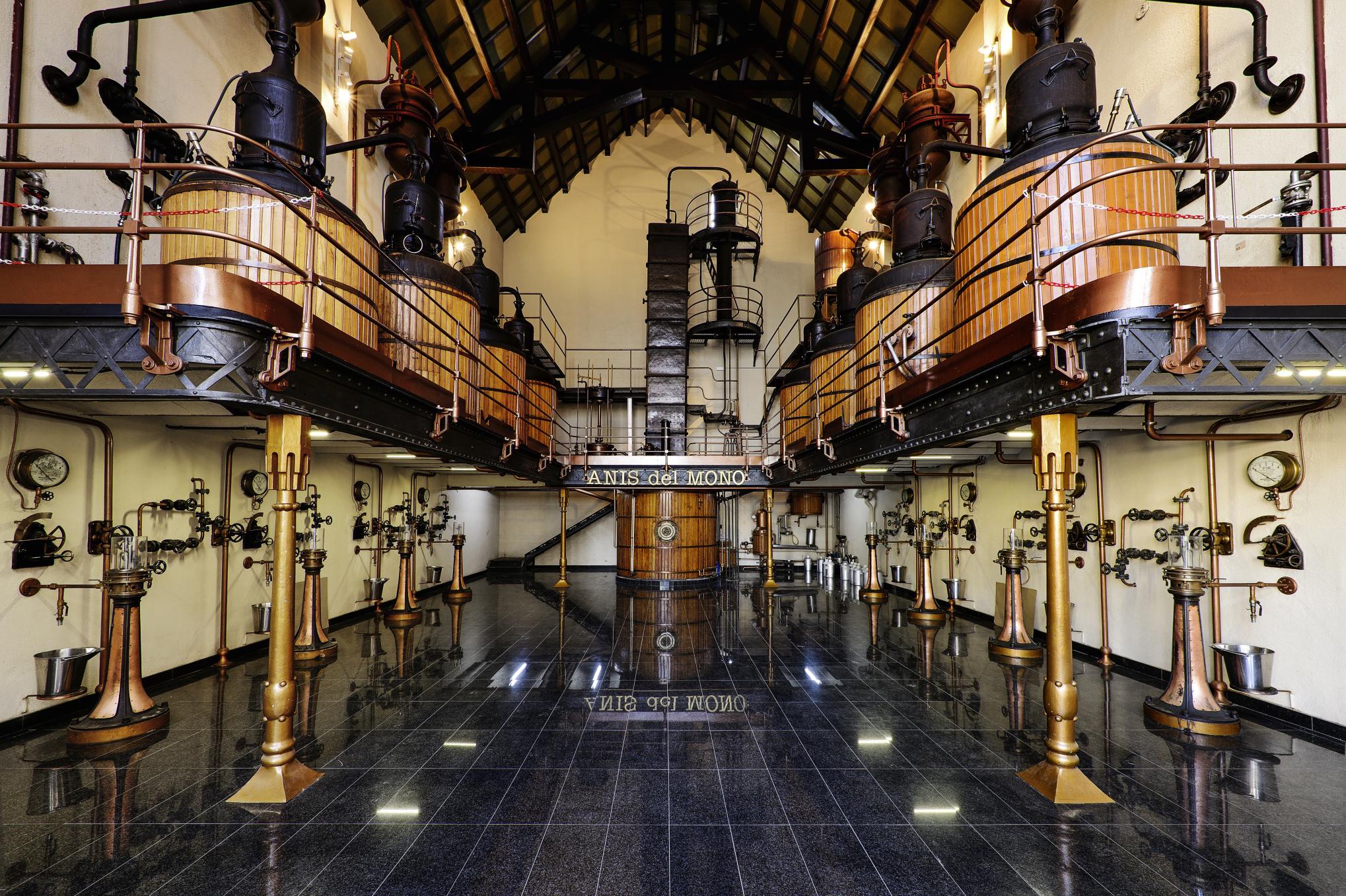 Fotografía industrial: Nuestros reportajes de Diego Mora Fotógrafo
