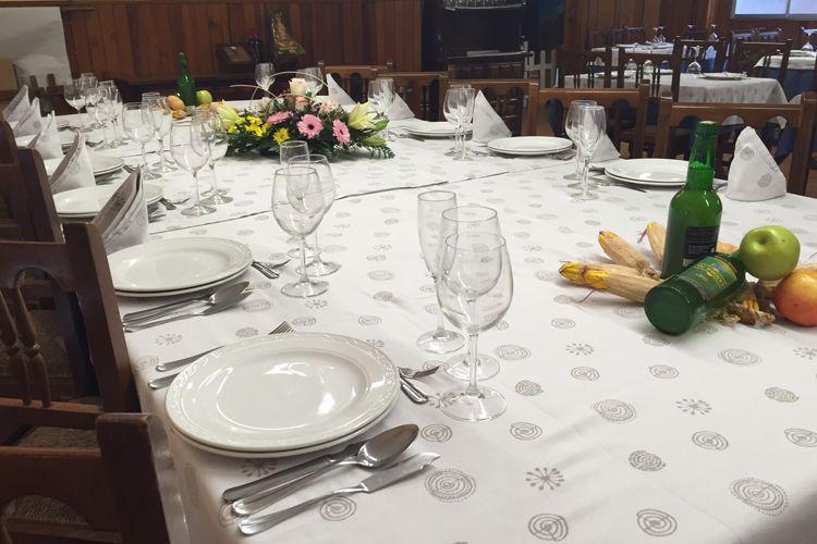 Cocina asturiana para eventos