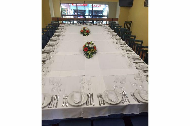 Restaurante para celebraciones en Gijón
