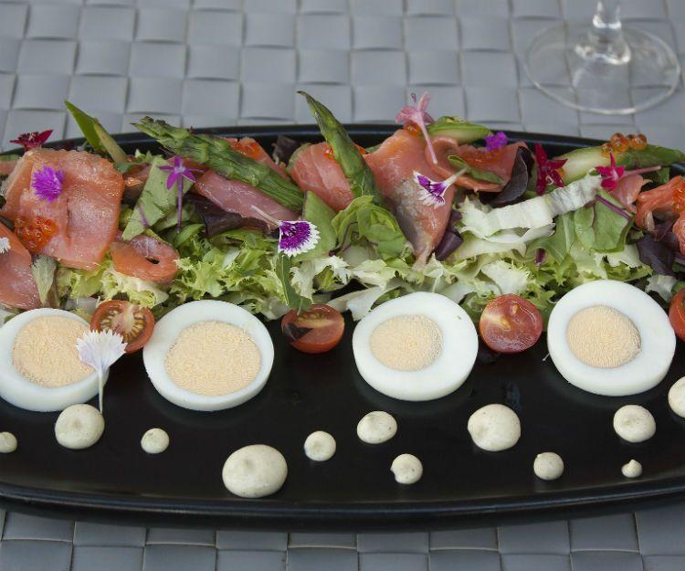 Irresistibles tapas y platos principales