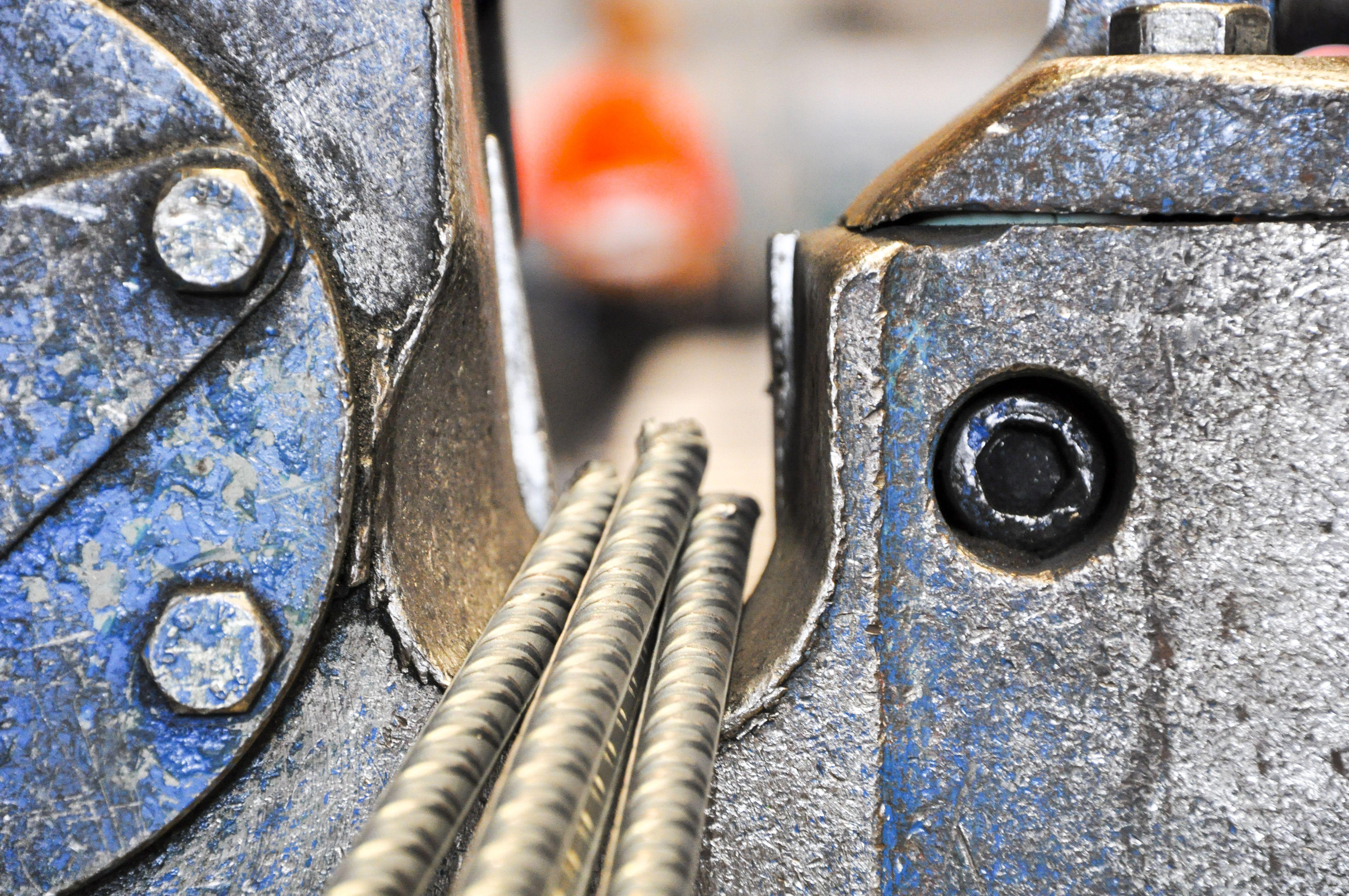 Elaboración, suministro y montaje de acero corrugado: Productos y servicios de Ainoferro, S.L.