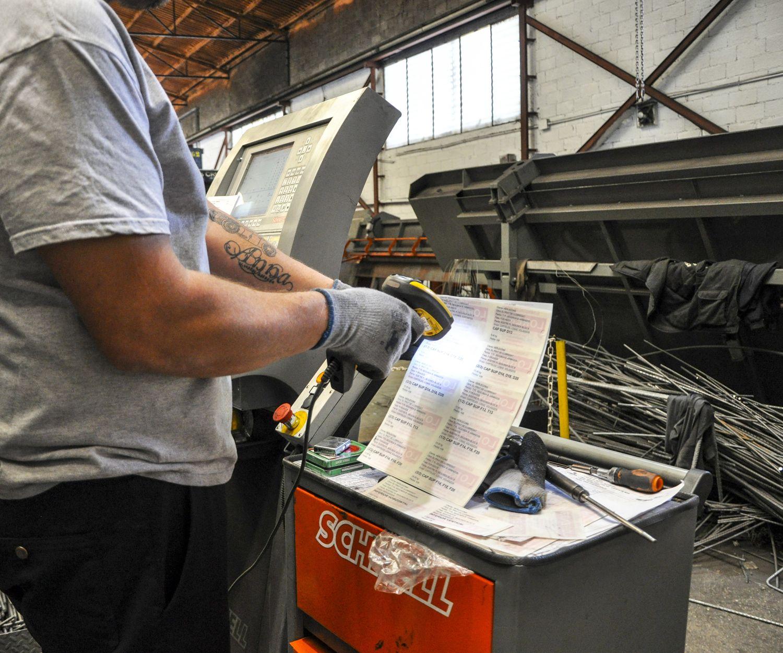 Empresa de acero corrugado en Barcelona