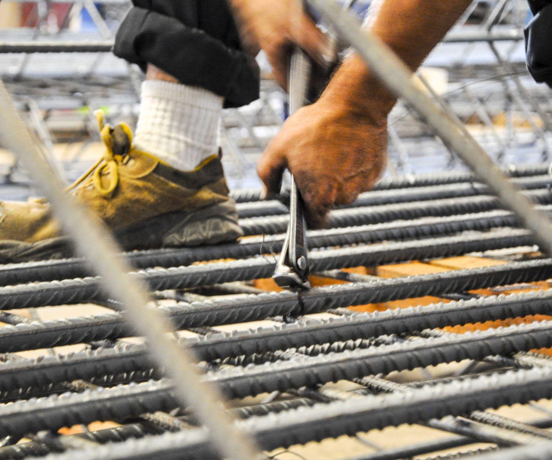 Empresa especializada en acero corrugado en Barcelona