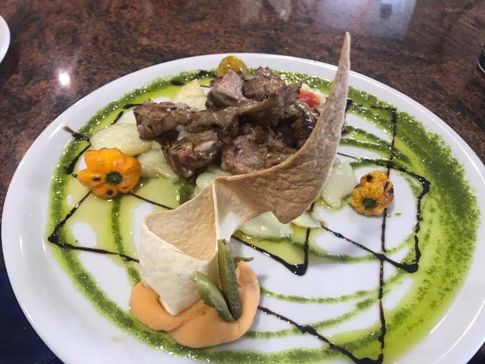 Cocina tradicional en Frailes, Jaén