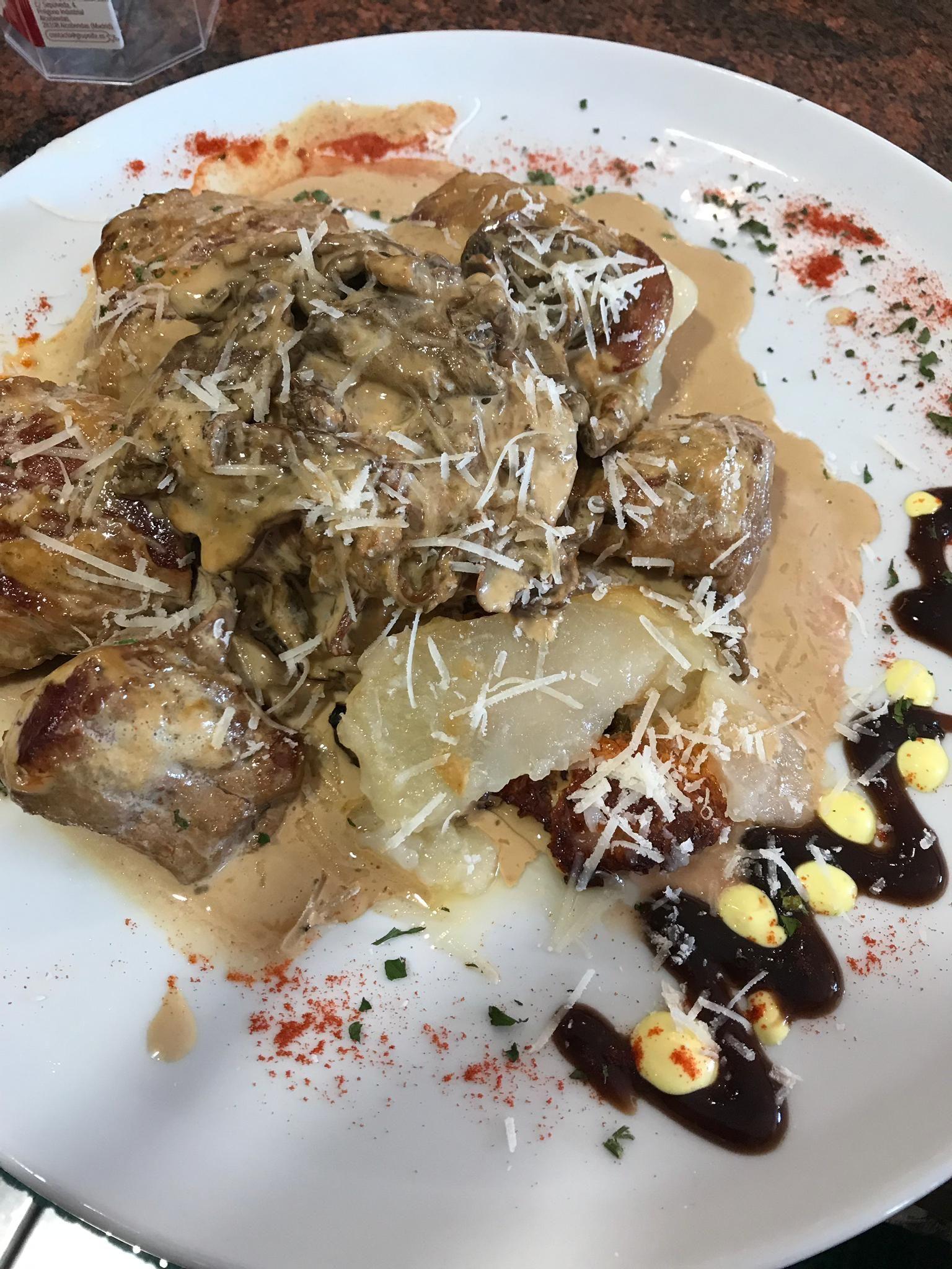 Restaurante Angelillo Frailes