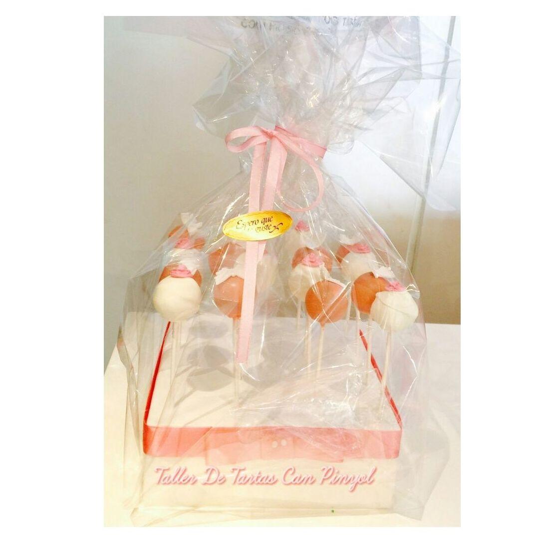 Cake pops: Productos de Taller de tartas Can Pinyol