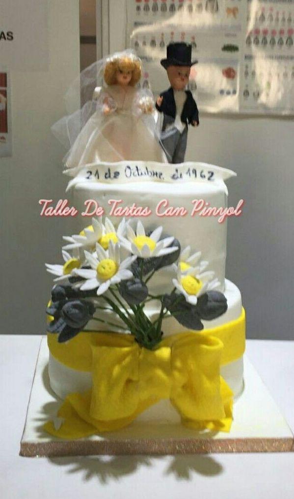 Taller de tartas para bodas