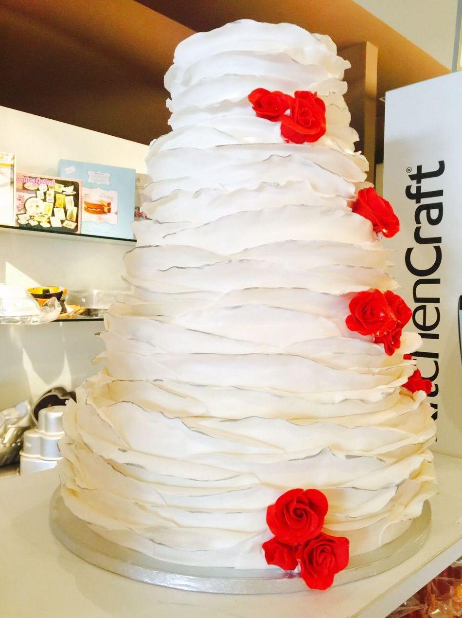 Curso de tartas para bodas