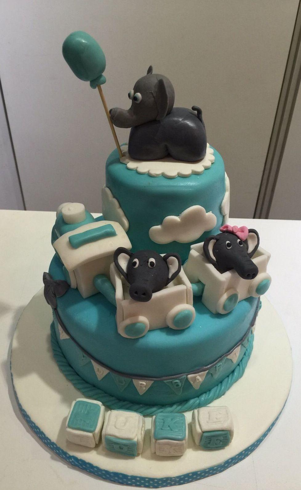 Taller de tartas infantiles