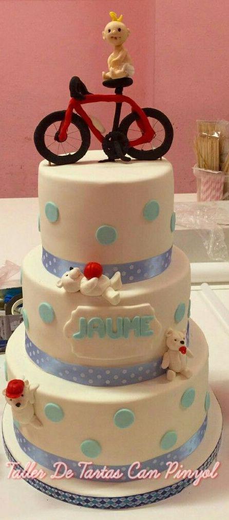 Taller de tartas para cumpleaños