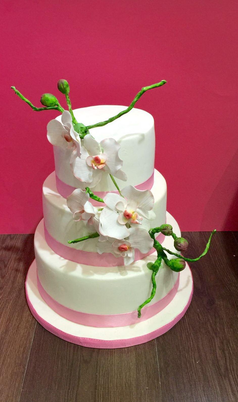 Tartas decoradas para bodas
