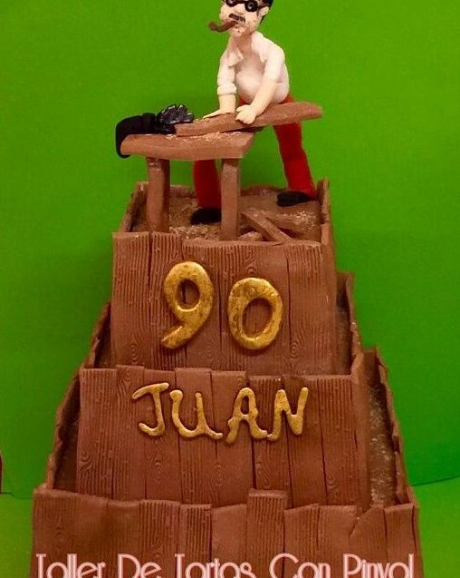 Taller de tartas para cumpleaños en Palma de Mallorca