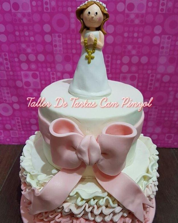 Taller de tartas para comuniones
