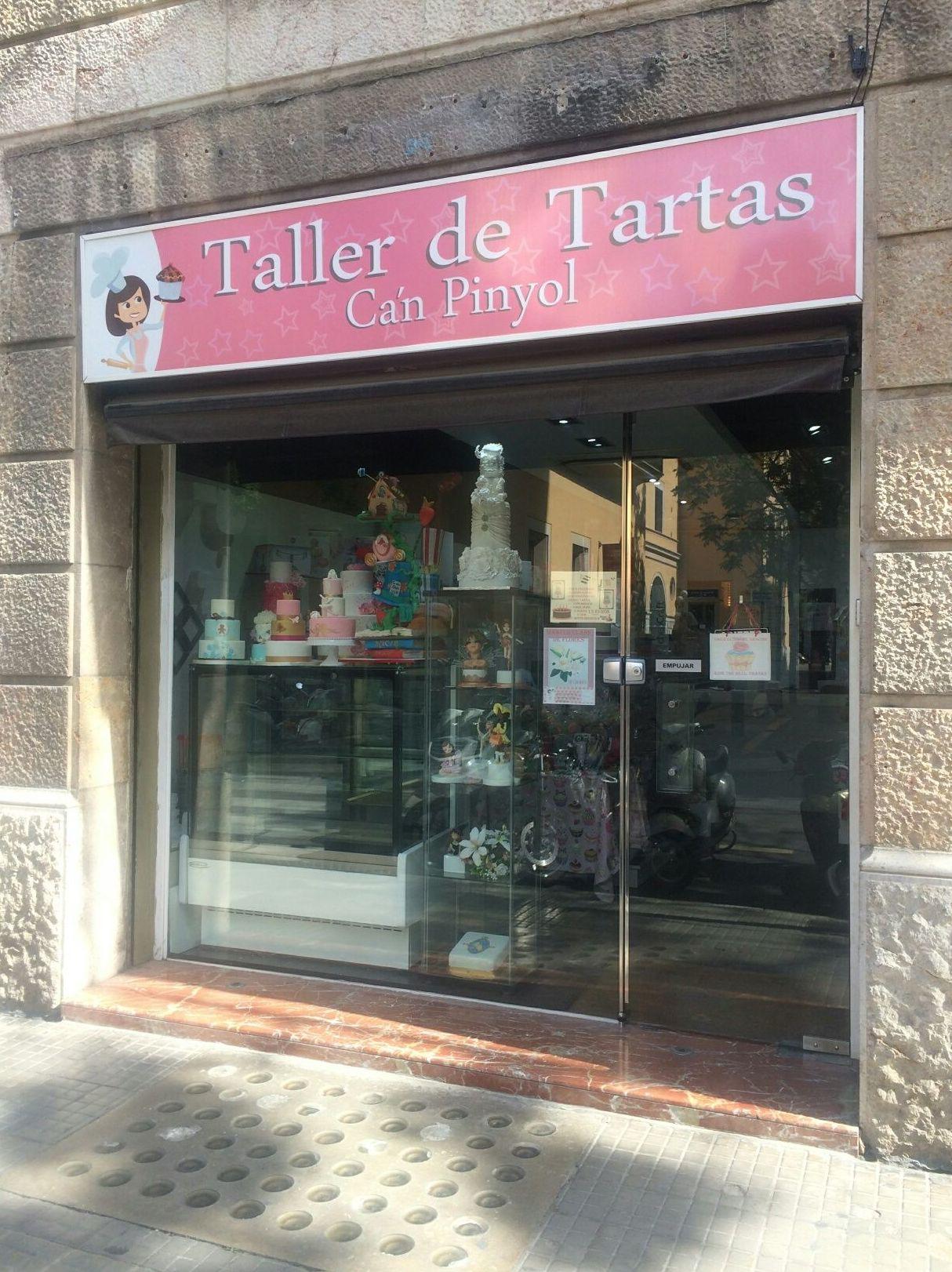 Taller de tartas en Palma de Mallorca
