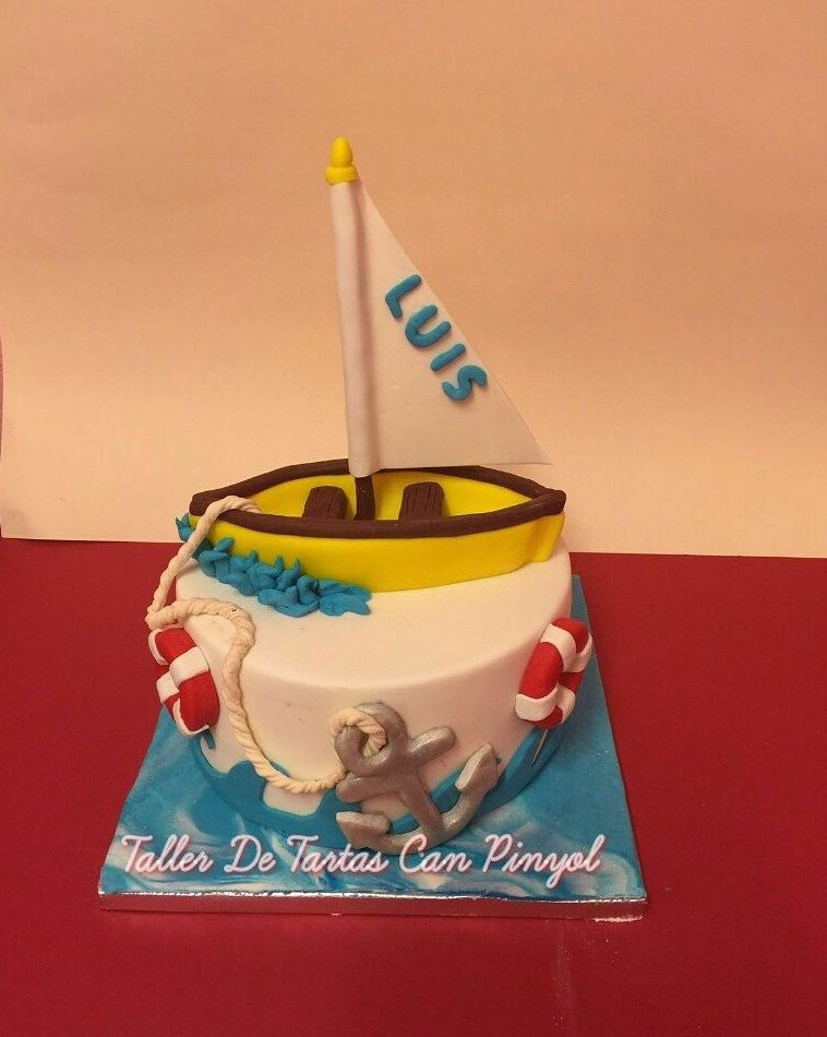 Taller de tartas personalizadas