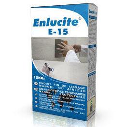 E-15 Enlucite Terminación Manual y Proyectable en almacén de pinturas en ventas.