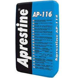 AP-116 Aprestine Etiqueta azul en tienda de pinturas en pueblo nuevo.