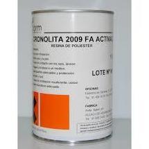 Cronolita 2009 EF EL Activada de PLASTIFORM en tienda de pinturas en ciudad lineal.