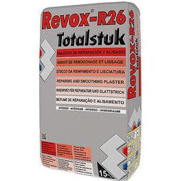 R-26 Revox Totalstuk en almacén de pintura en pueblo nuevo.
