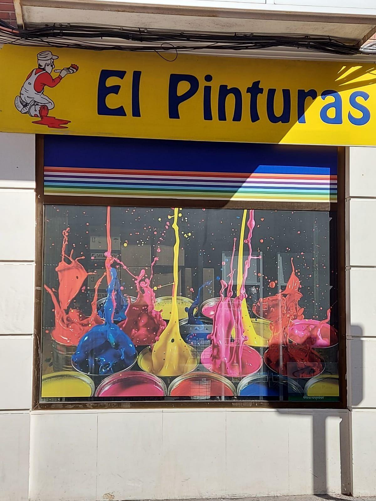 Venta de pinturas San Blas (Madrid)
