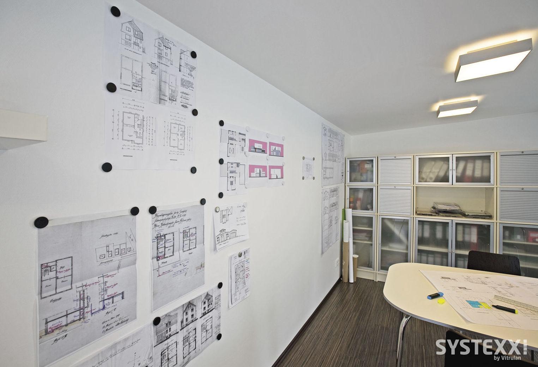 Systexx Active magnético en tienda de pinturas en ciudad lineal.