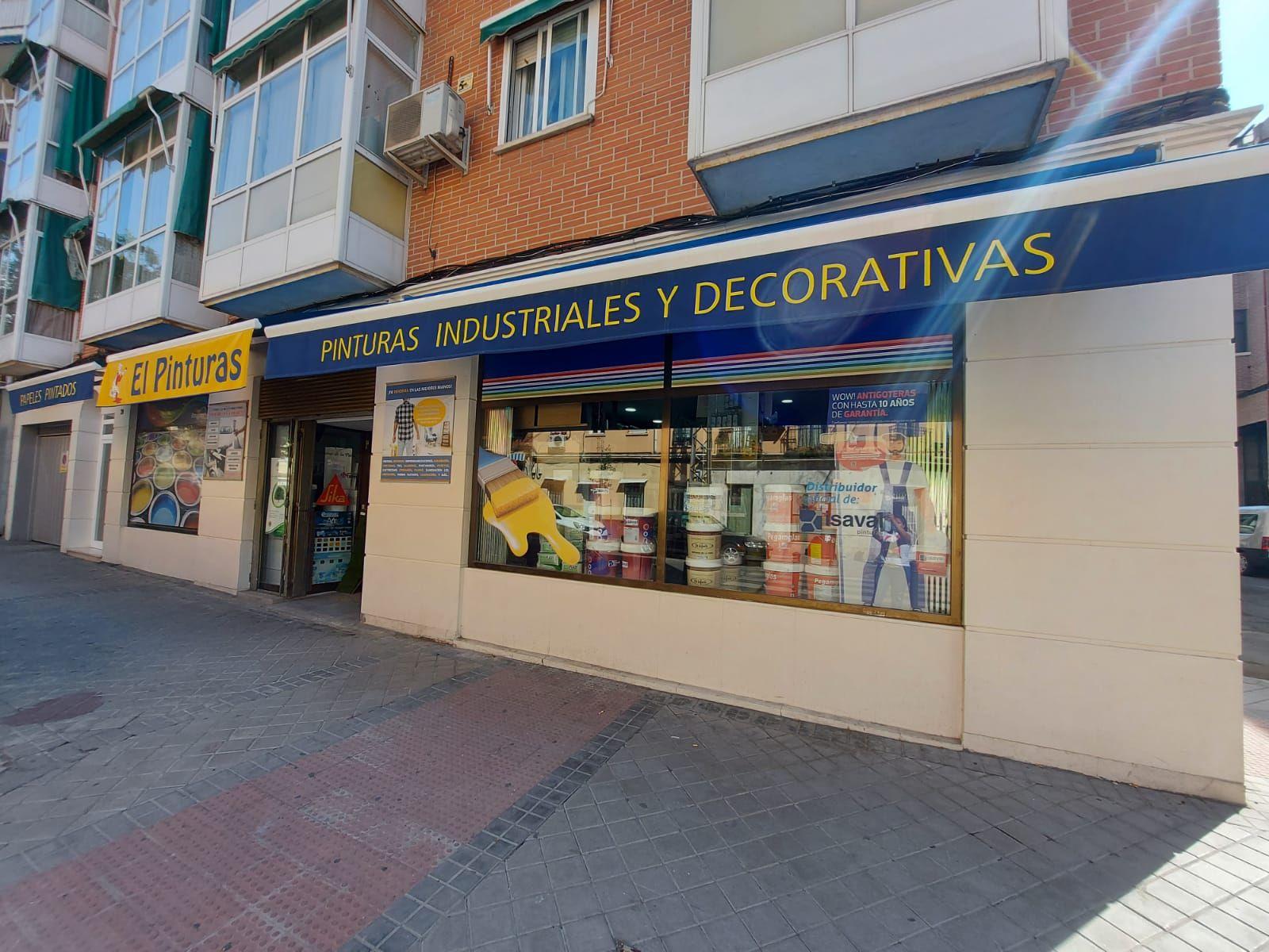 Pinturas para paredes Ciudad Lineal Madrid