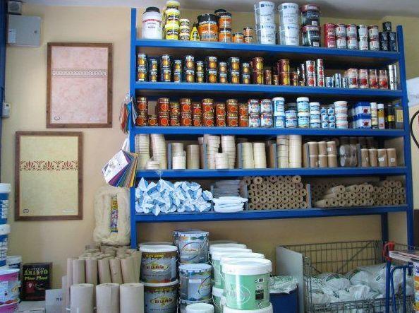 Tienda especializada en todo tipo de material para pintar