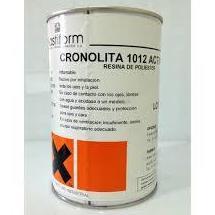 Resina activada y PIGMENTADA EN AZUL de PLASTIFORM en almacén de pinturas en ventas.