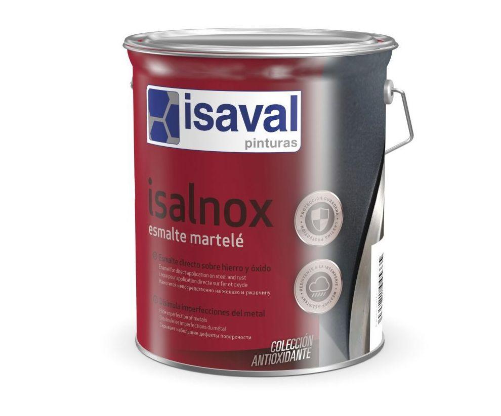 Esmalte antioxidante isalnox: Productos  de El Pinturas, S. L.