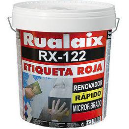RX-122 Rualaix Etiqueta Roja Rápido en almacén de pinturas en ciudad lineal.