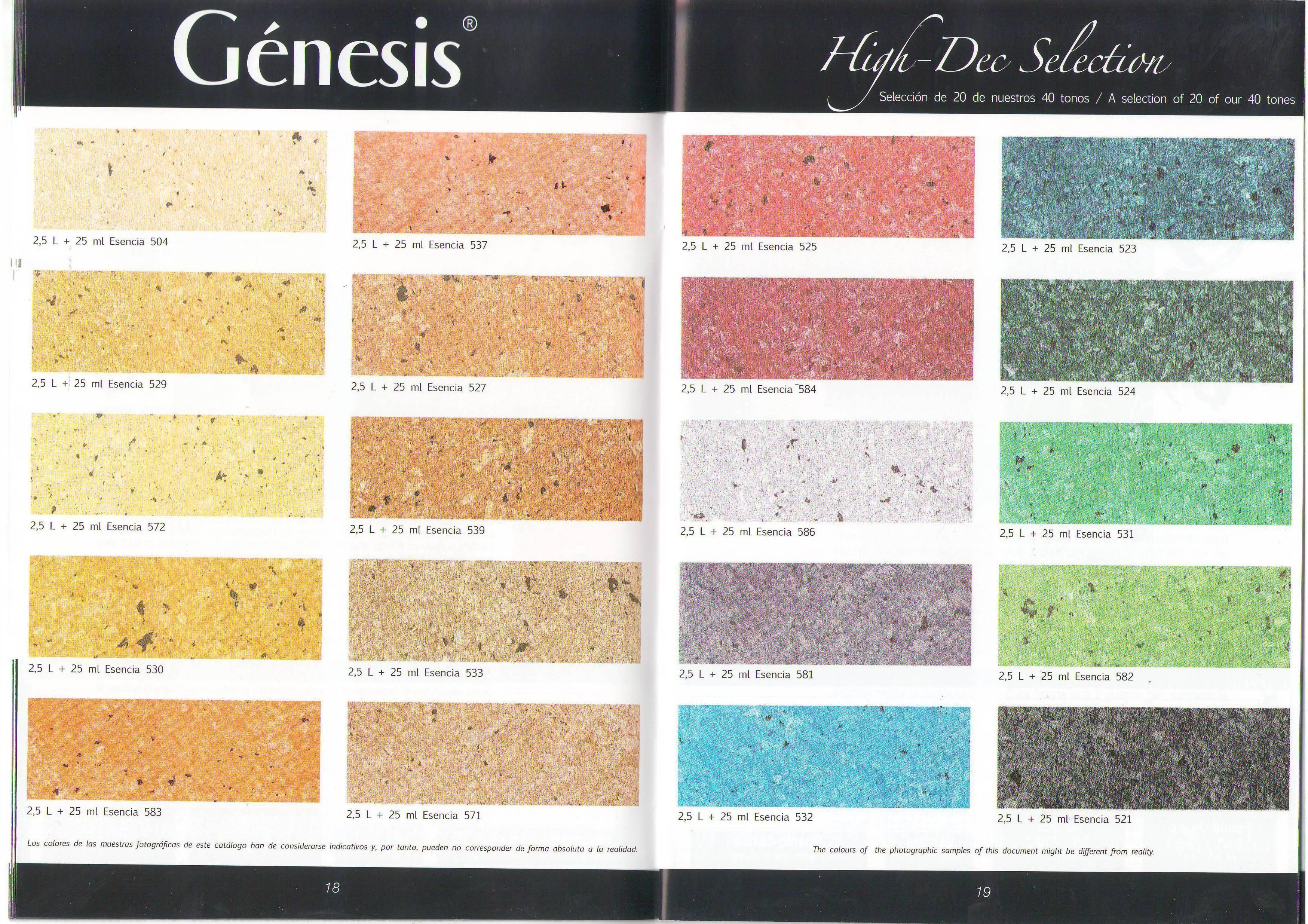 Genesis OSAKA en tienda de pinturas en ventas.