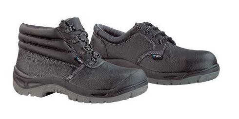 zapatos y botas de seguridad